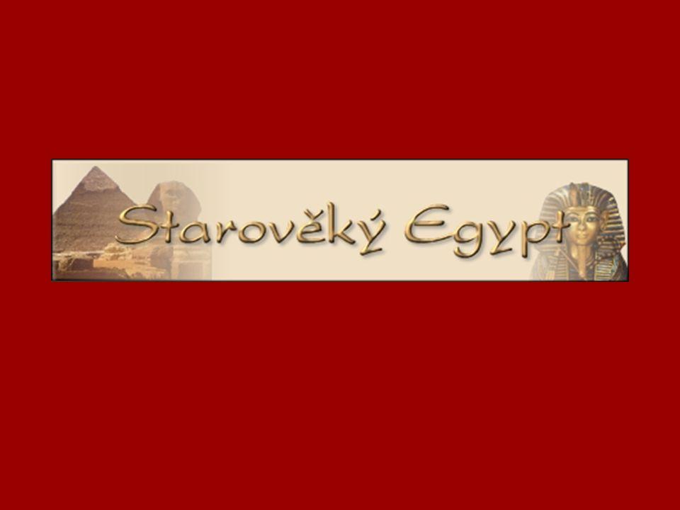 Pozdní doba  Počátkem 11.století začíná závěrečná fáze vývoje egyptského státu - tzv.