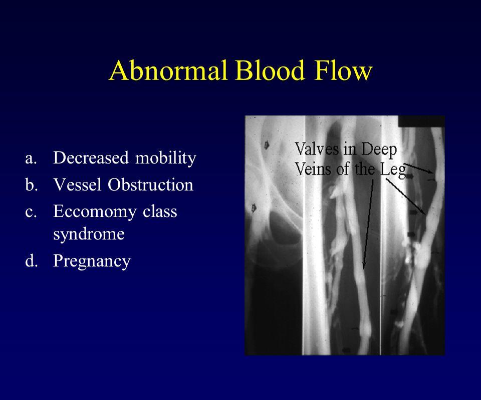 Abnormal Blood