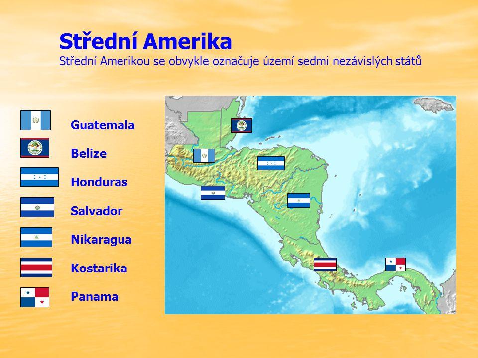 Na seznamu UNESCO figuruje několik zajímavých lokalit této oblasti Quiriguá (Guatemala)