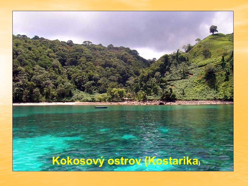 Kokosový ostrov (Kostarika )