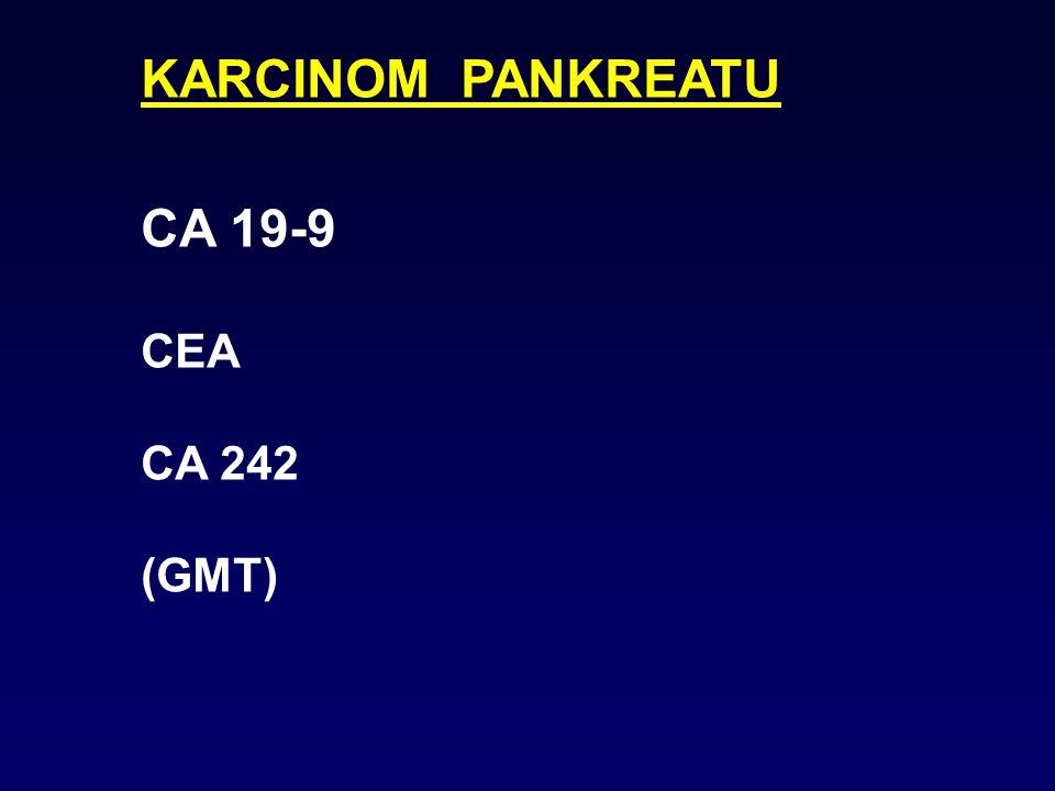"""Kolorektální karcinom Ve vývoji molekulové markery: K-ras, APC, p53, BAT-26 a """"dlouhá DNA"""