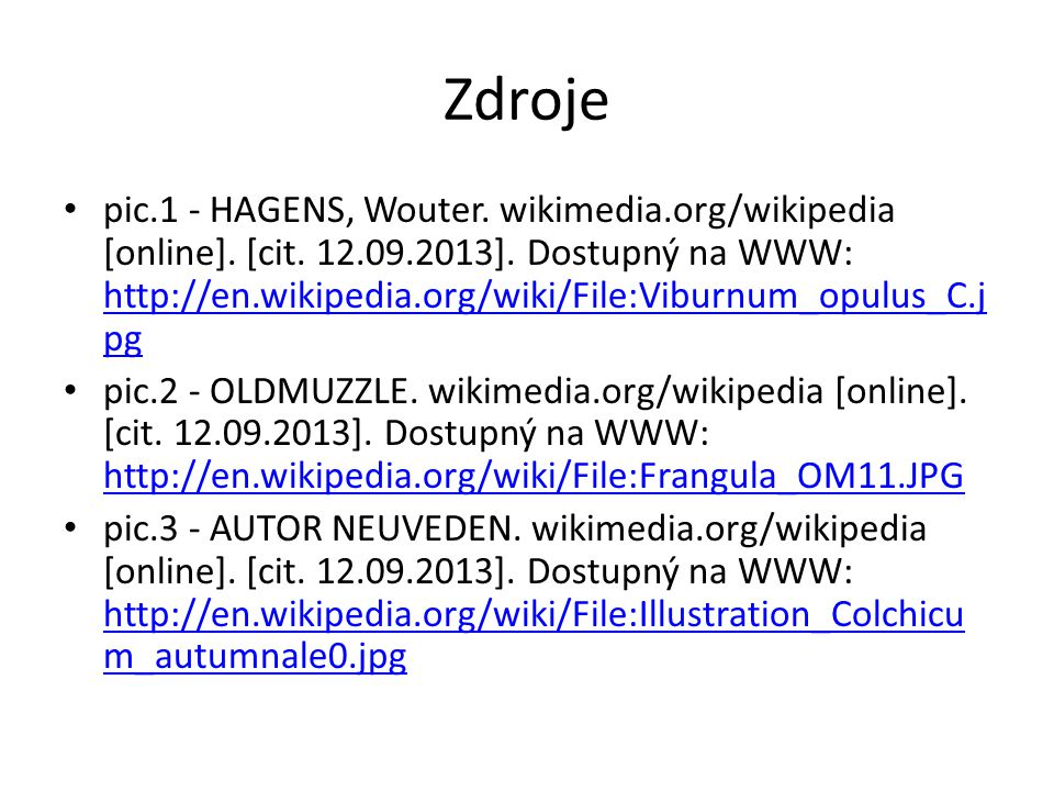 Zdroje pic.1 - HAGENS, Wouter.wikimedia.org/wikipedia [online].