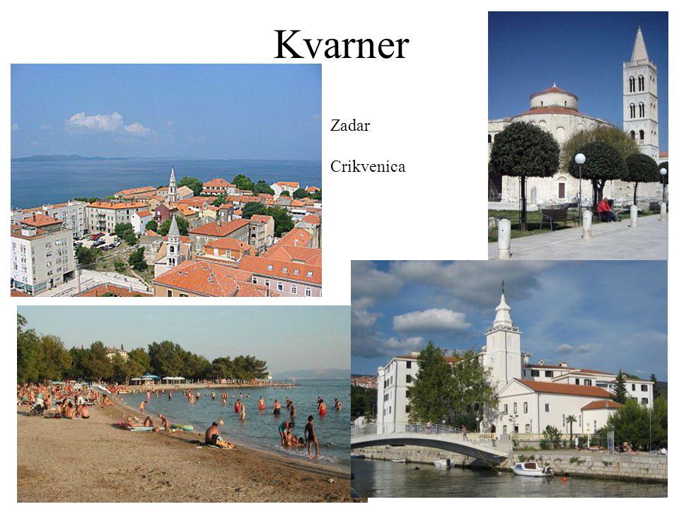 Kvarner Zadar Crikvenica