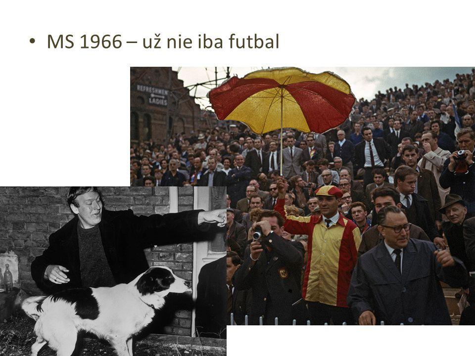 MS 1966 – už nie iba futbal