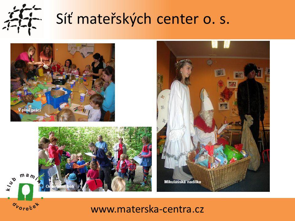 Síť mateřských center o. s.