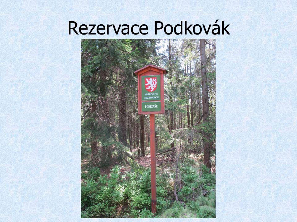Rezervace Podkovák
