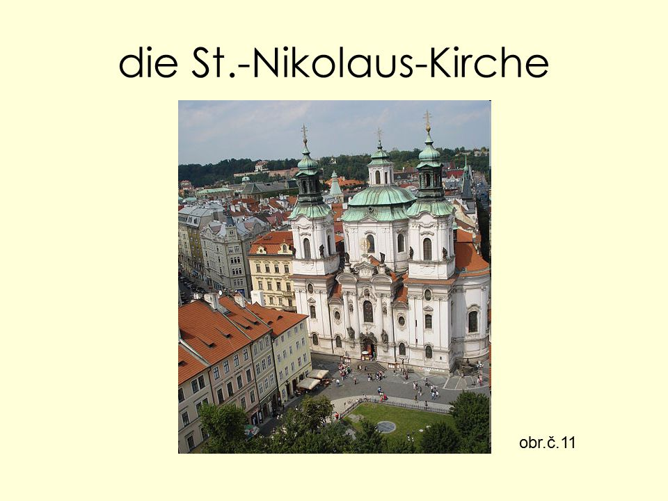 die St.-Nikolaus-Kirche obr.č.11