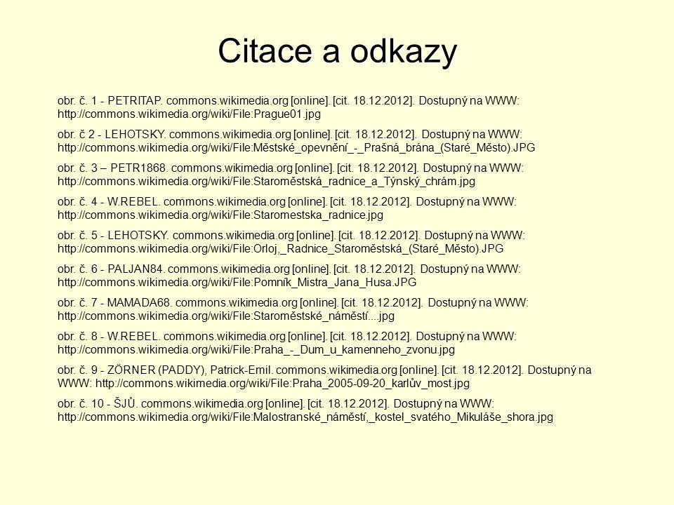 Citace a odkazy obr. č. 1 - PETRITAP. commons.wikimedia.org [online].