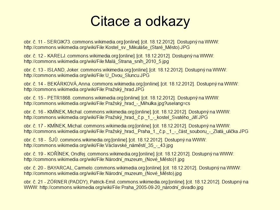 Citace a odkazy obr. č. 11 - SERGIK73. commons.wikimedia.org [online].