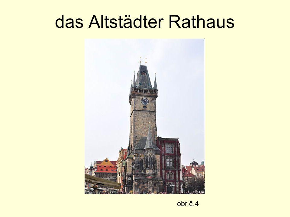 das Altstädter Rathaus obr.č.4