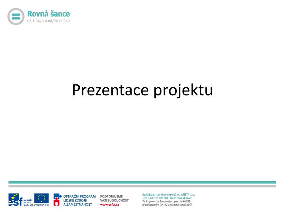 Prezentace projektu
