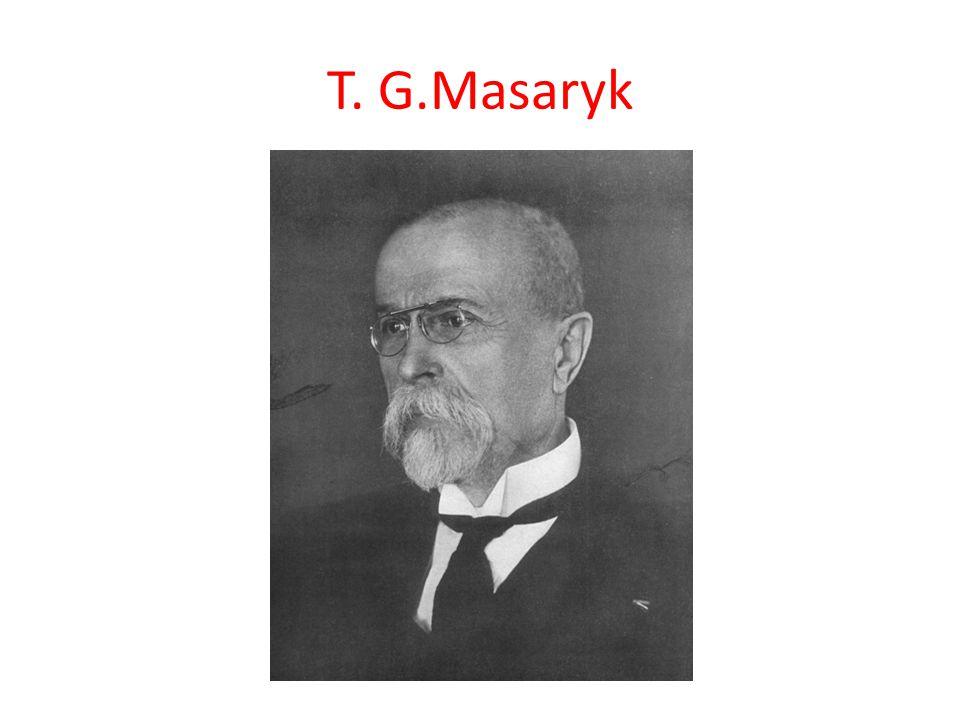 T. G.Masaryk