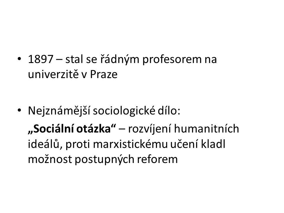 Jméno T.G. Masaryka určitě znáte v souvislosti, že to byl první československý prezident.
