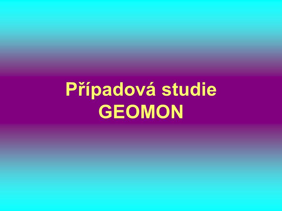 Případová studie GEOMON