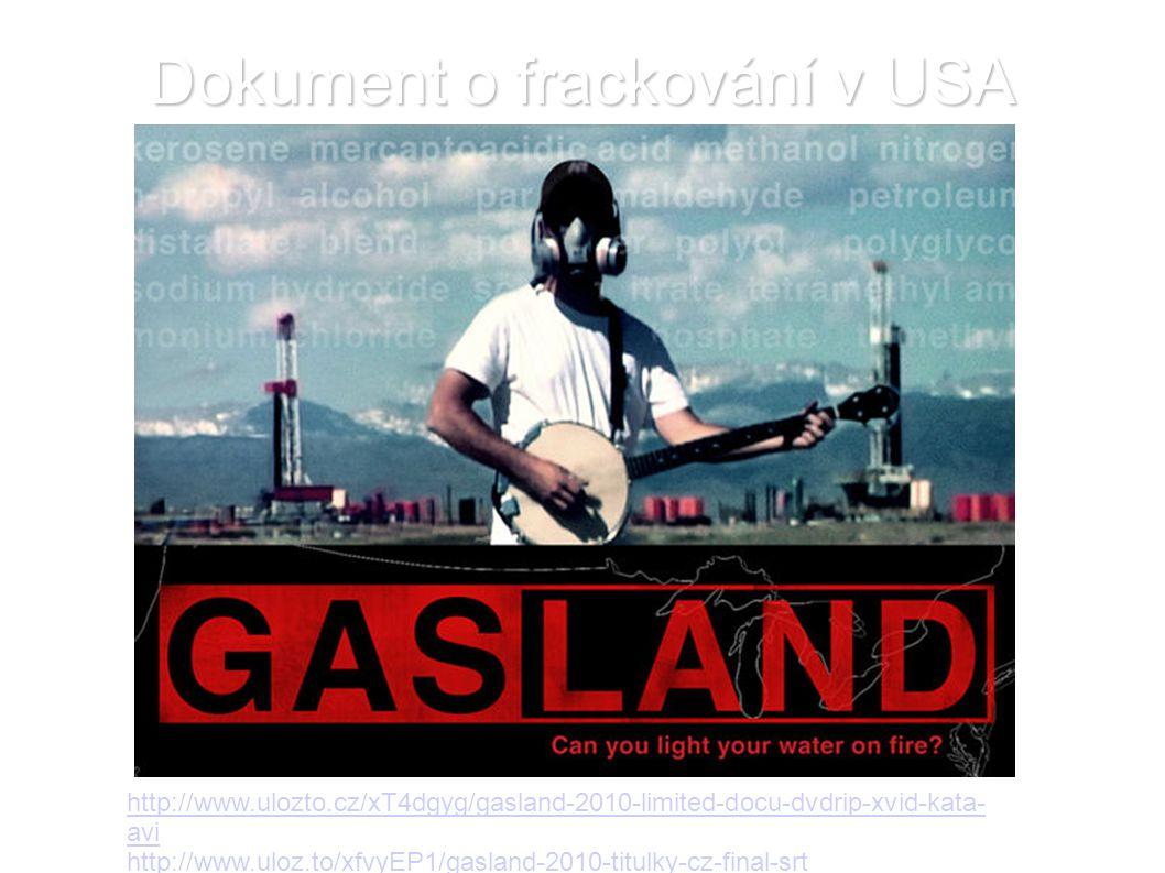 http://www.ulozto.cz/xT4dgyg/gasland-2010-limited-docu-dvdrip-xvid-kata- avi http://www.uloz.to/xfvyEP1/gasland-2010-titulky-cz-final-srt Dokument o f