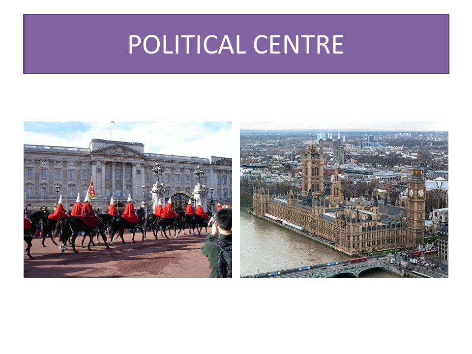 POLITICAL CENTRE
