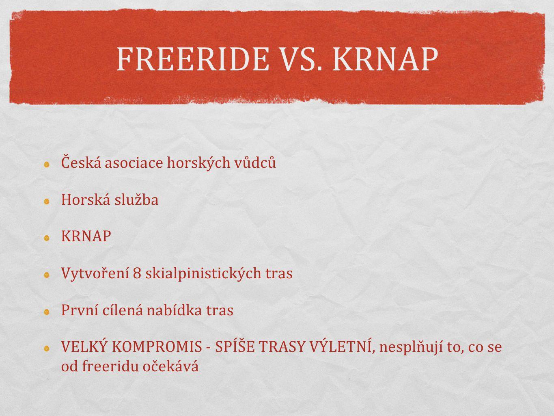 FREERIDE VS.