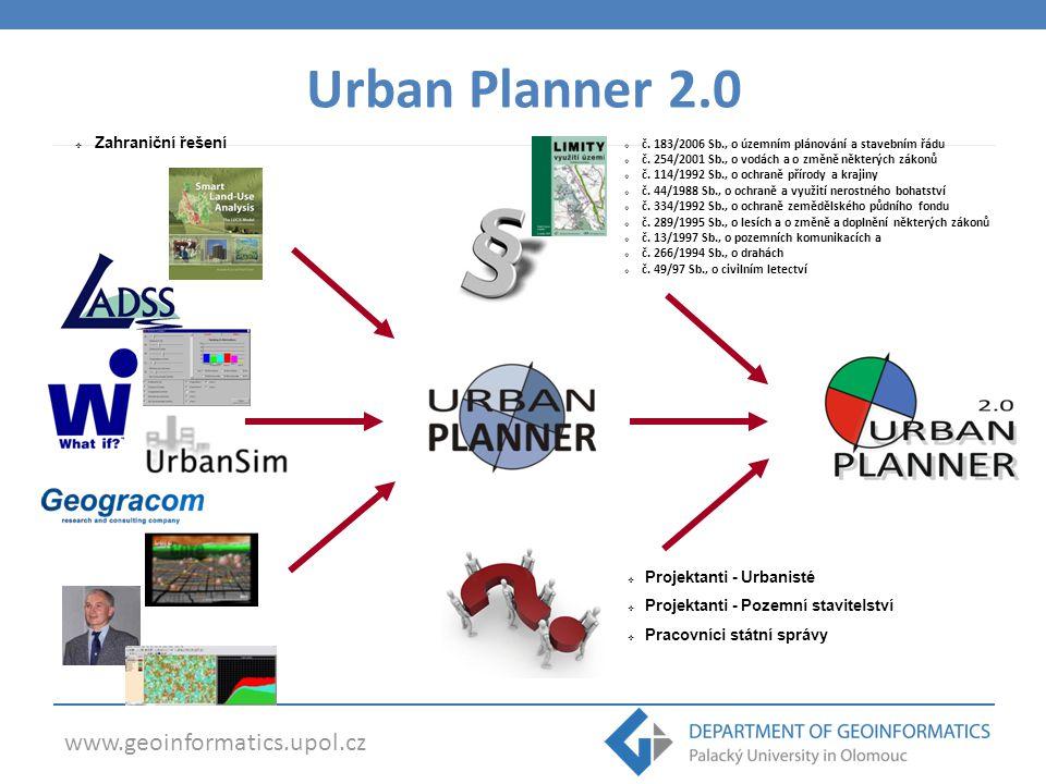 Projektanti - Urbanisté  Projektanti - Pozemní stavitelství  Pracovníci státní správy  č.