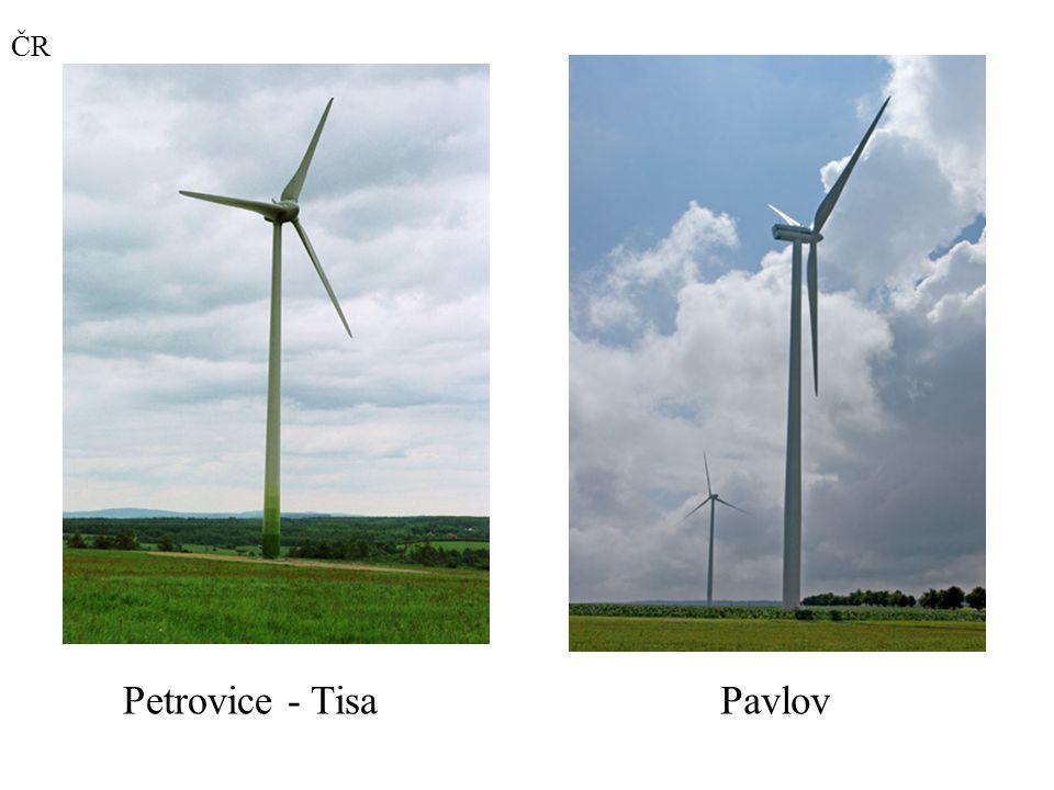 Petrovice - TisaPavlov ČR