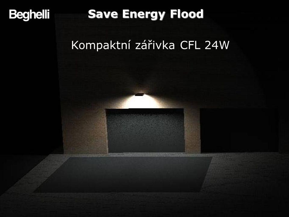 Kompaktní zářivka CFL 24W