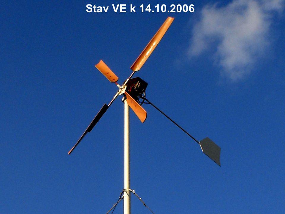 Stav VE k 14.10.2006