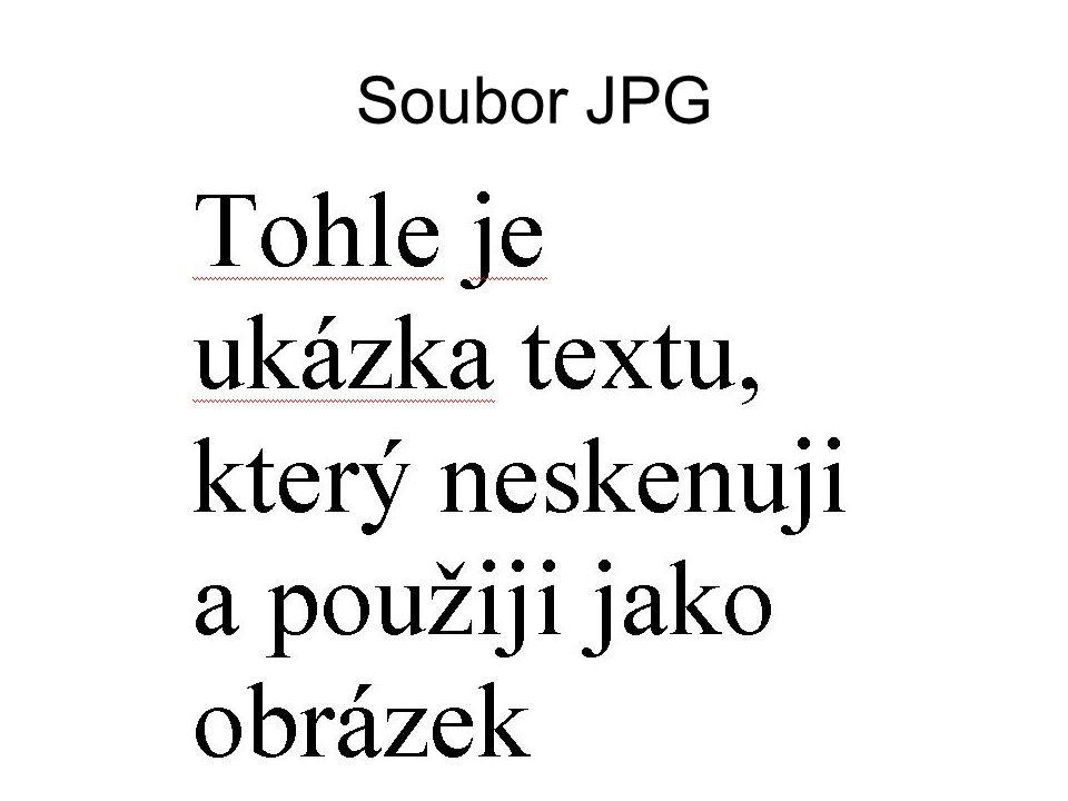 Soubor JPG