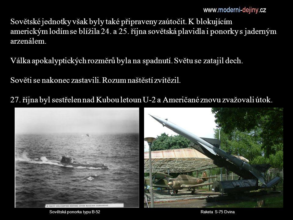 Sovětské jednotky však byly také připraveny zaútočit.