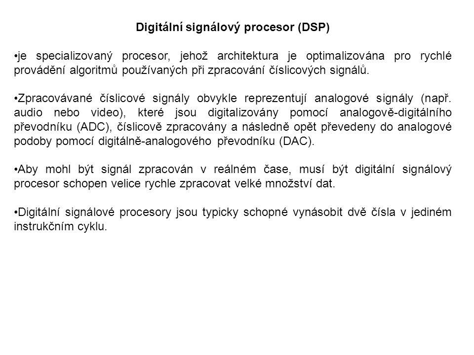 Digitální signálový kontrolér (DSC) je jednočipový mikropočítač, který je podobně jako mikrokontrolér vybaven řadou digitálních a analogových periferních obvodů dalších pomocných obvodů (např.