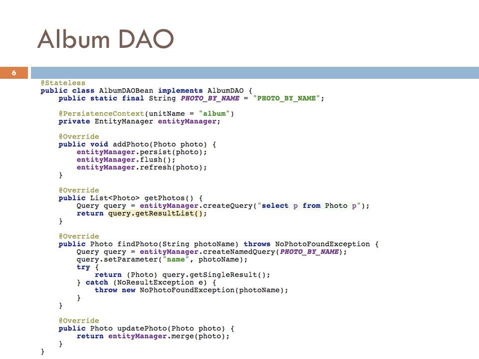 Album DAO 6