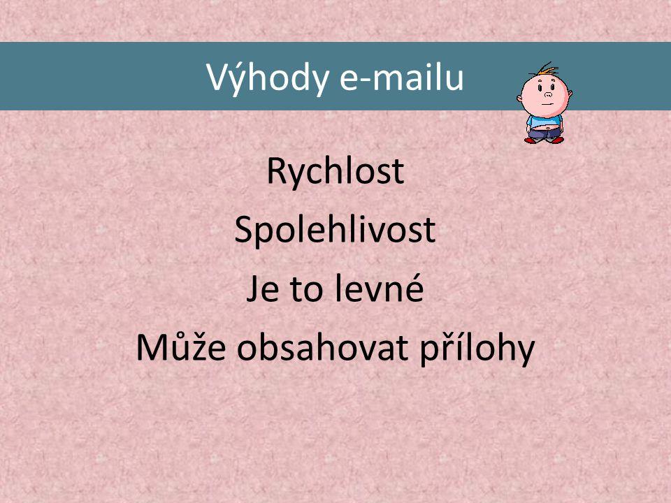 E-mailová adresa