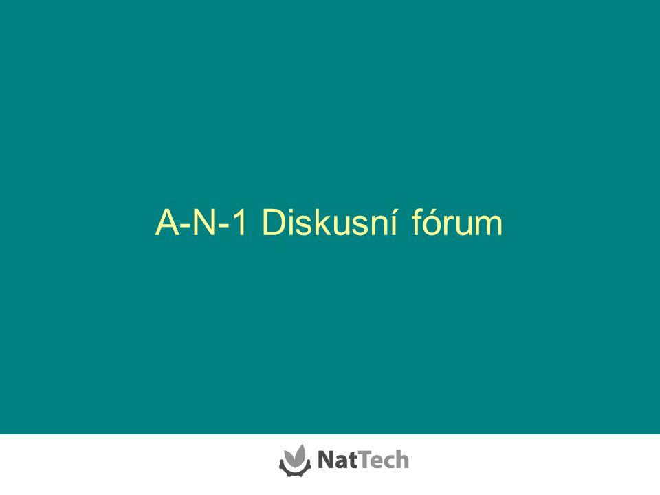 A-N-1 Diskusní fórum