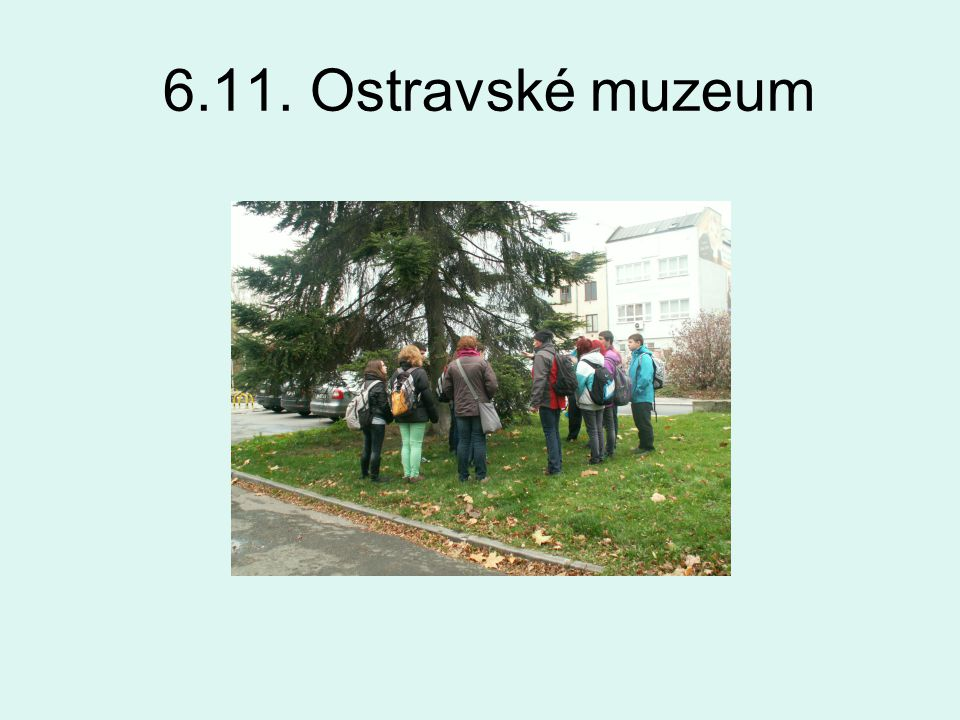 6.11. Ostravské muzeum