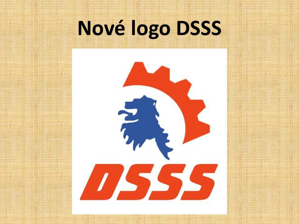 Nové logo DSSS