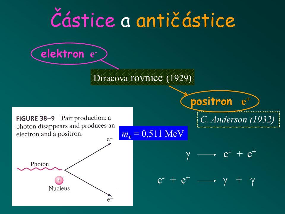 částice, částice … lekce pět a půltá