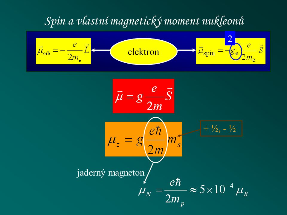 Chadwick (1932) hmotnost klidová energie střední doba života spin elektrický náboj g-faktor 1,836 m e 1,839 m e 938,272 MeV939,565 MeV > 10 32 let896