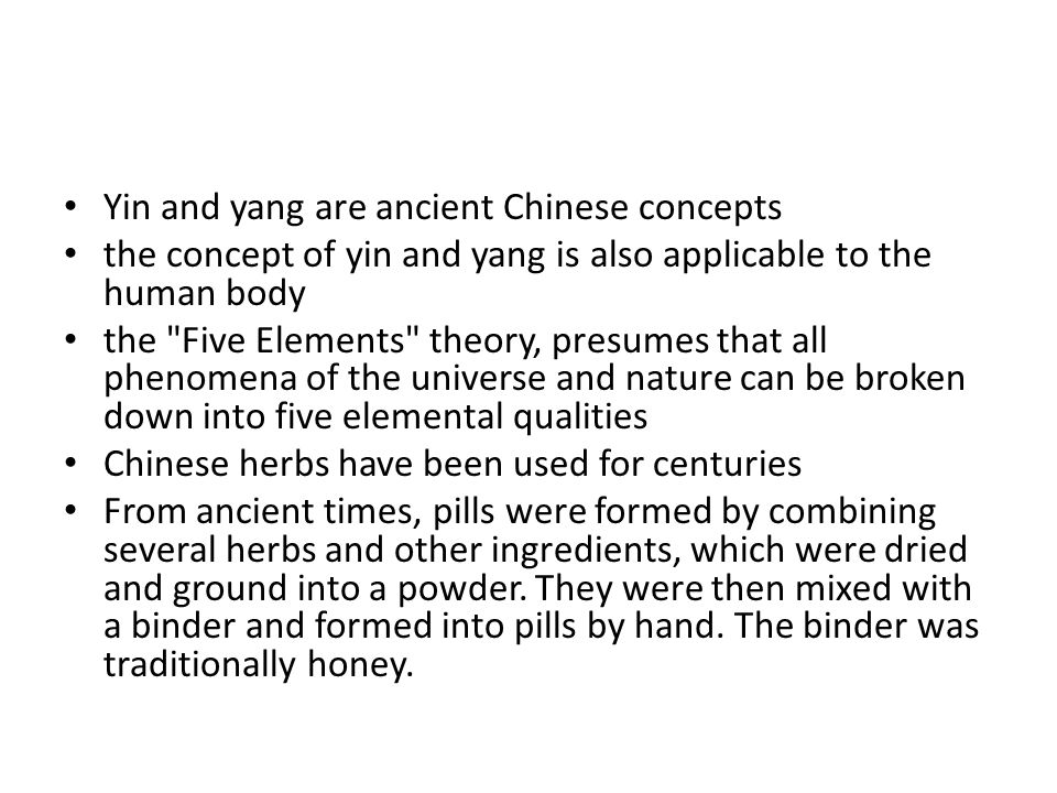 Chinese elements – pic. 1