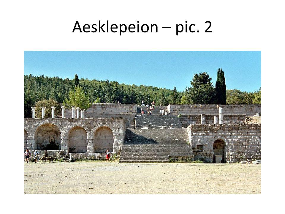 Aesklepeion – pic. 2