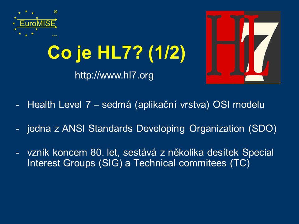 Co je HL7.