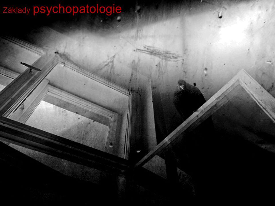 Základy psychopatologie
