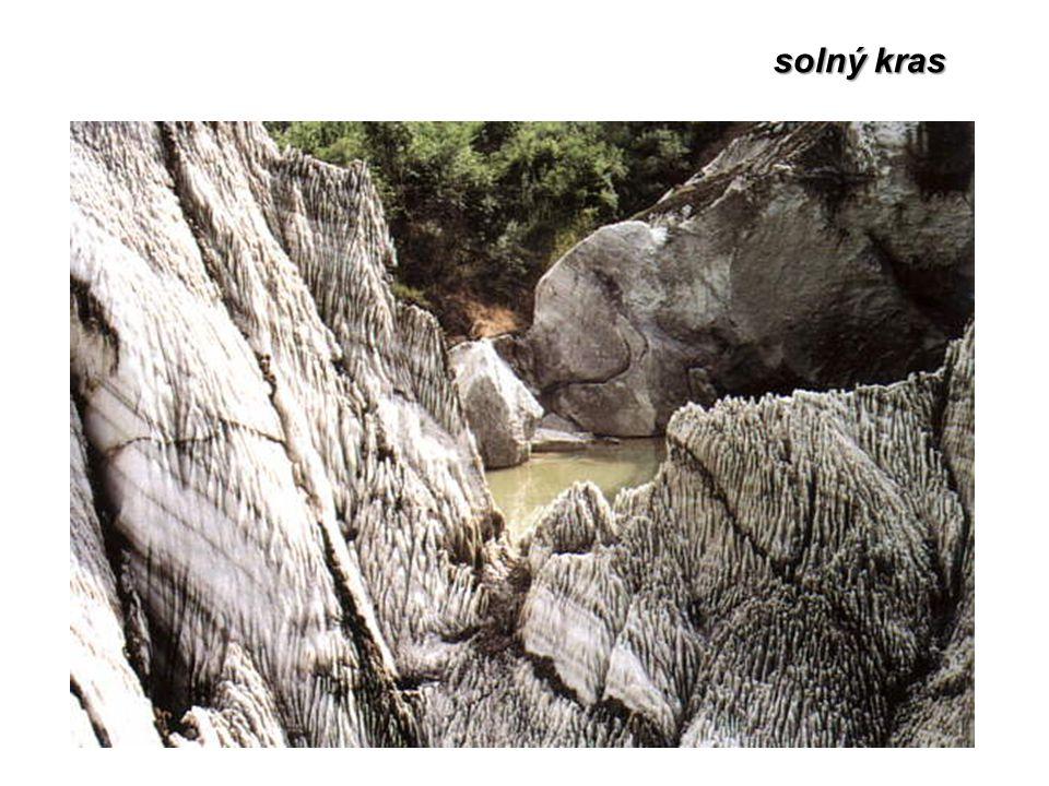 stalaktity stalagmity stalagnáty Krápníky