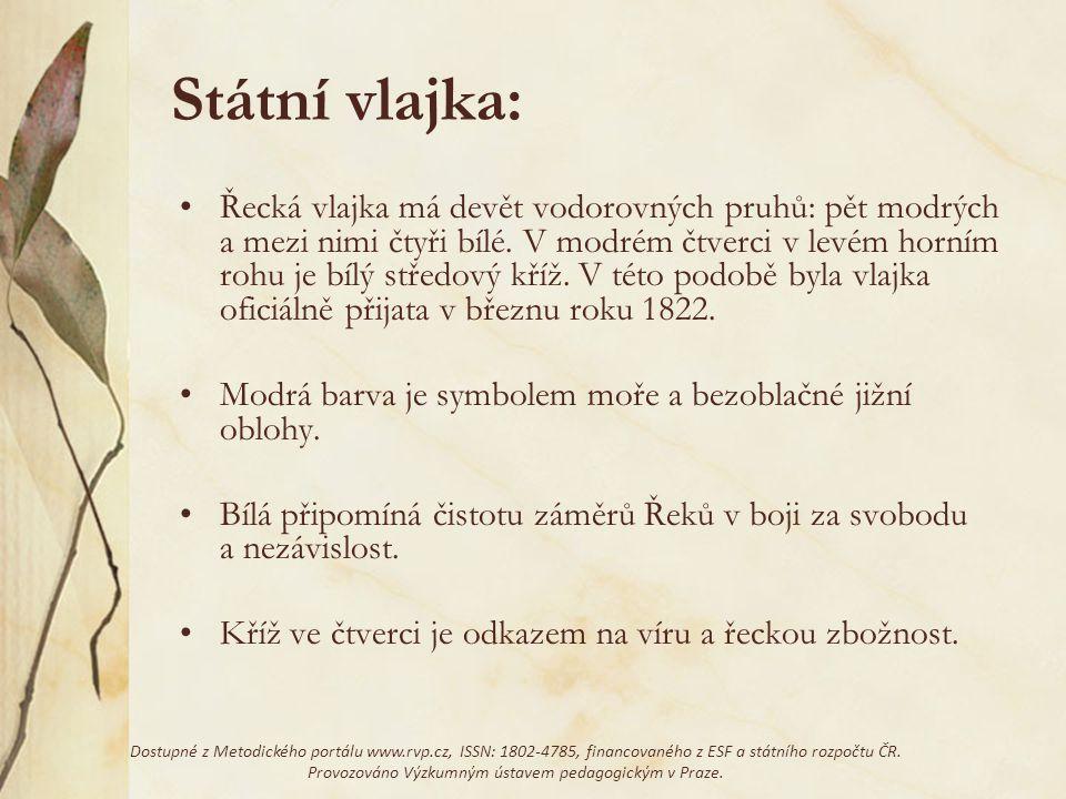 Státní znak: Dostupné z Metodického portálu www.rvp.cz, ISSN: 1802-4785, financovaného z ESF a státního rozpočtu ČR.