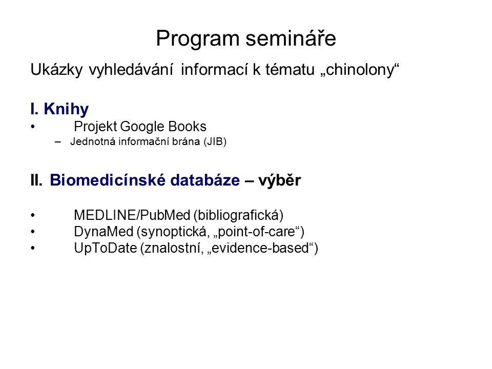 Kontakt Mgr.Jarmila Potomková, Ph.D. Knihovna LF UP v Olomouci jarmila.potomkova@upol.cz Tel.
