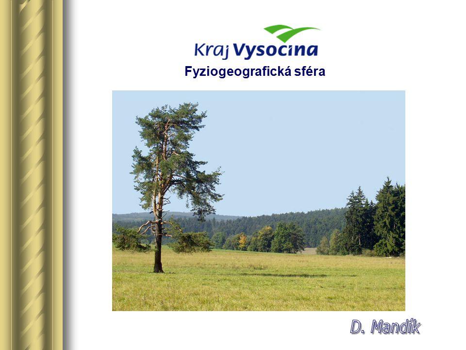 Fyziogeografická sféra