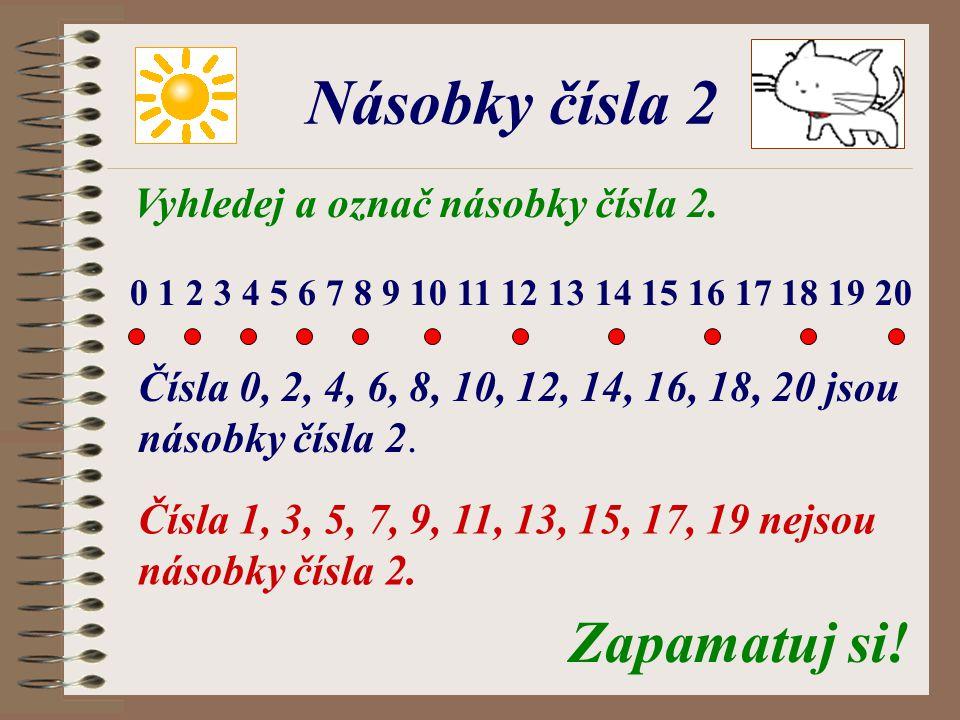 Dělení, které známe 12 : 2 = 6 Dokážeš pojmenovat jednotlivá čísla v příkladu dělení? dělenecdělitelpodíl Výborně!