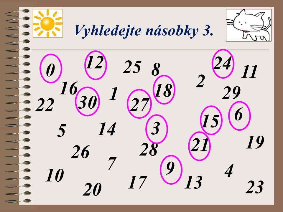 Teď už to půjde snadno. 15 : 2 =7(zb. 1) 17 : 2 =8(zb. 1) 19 : 2 =9 (zb. 1)