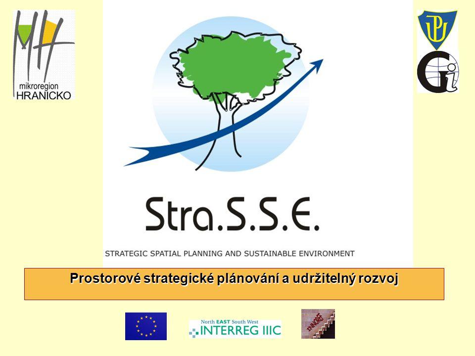 Prostorové strategické plánování a udržitelný rozvoj