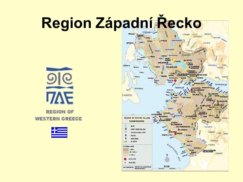 Region Západní Řecko
