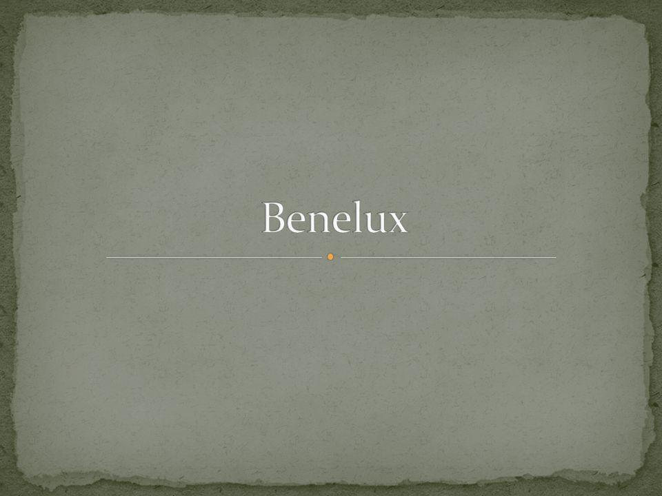 Benelux je označení pro volné společenství Belgie, Nizozemska a Lucemburska.