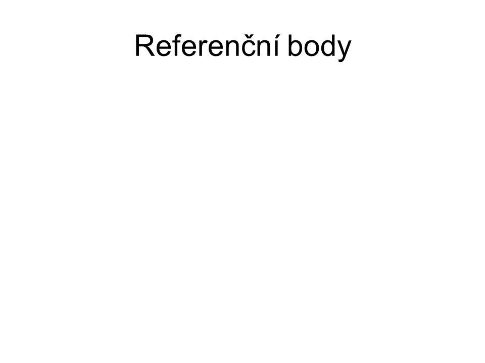 Referenční body