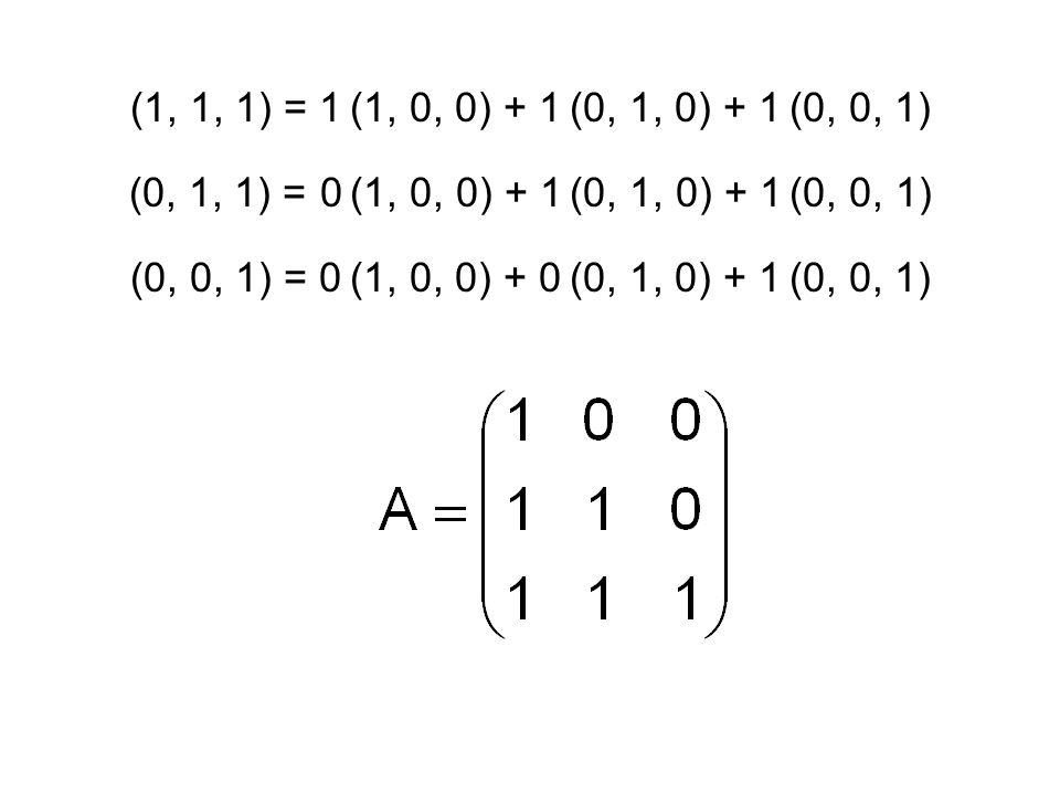 Vypočítejte determinant (–1) p. 3.2.1.1 1 2 3 4p = 0 det(B) = 6